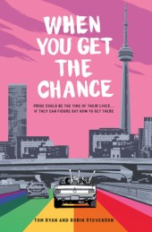 cover for When You Get the Chance