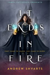cover for It Ends in Fire