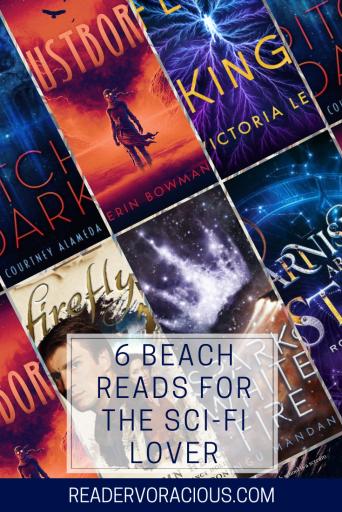 Sci-Fi Beach Reads