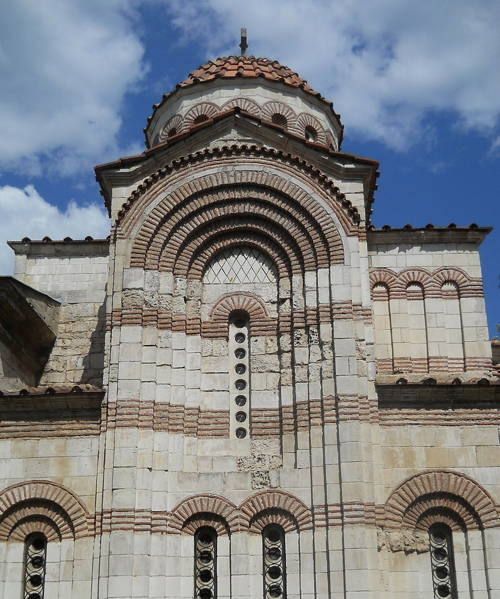 Byzantium Church of St. John the Baptist VIII*