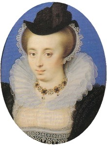 Portrait. Unknown Lady.*Elizabethan Era. Too pretty for the lady in Sonnet 130.