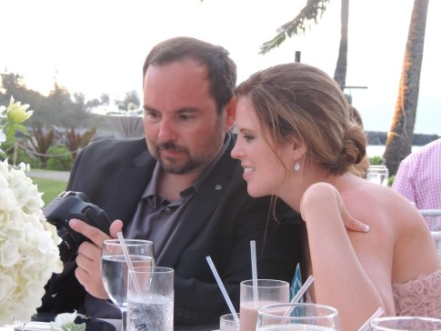 Frank and Shannon Gurnee Wedding Hawaii About Us