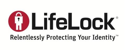 LifeLock Logo with Tagline