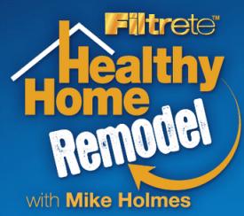 Filtrete Healthy Home Model
