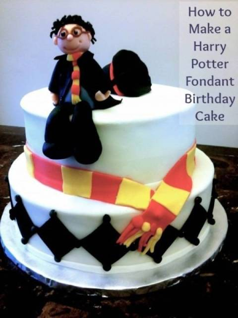 Harry Potter Birthday Cake E1376678766293