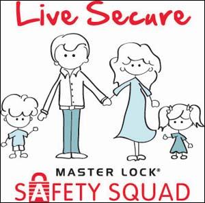 LSSS Master Lock Badge