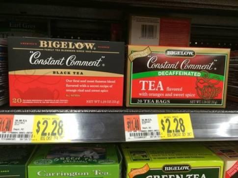 Bigelow Tea Makeover #AmericasTea 2