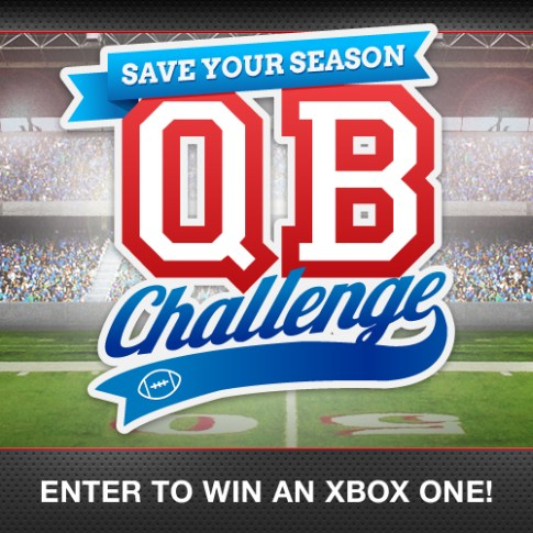 Save Your Season QB Challenge