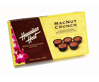 Hawaiian Host MacNut Crunch