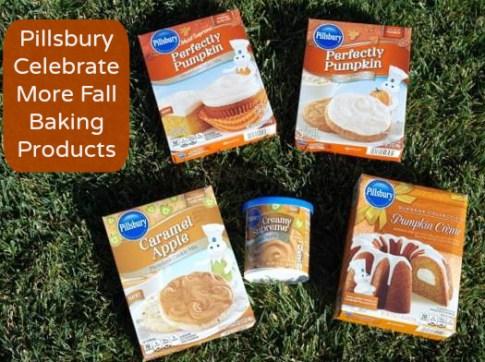 Pillsbury Celebrate More Fall Product 1