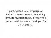MedImmune RSV Disclosure