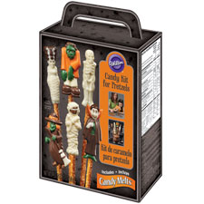 Wilton Halloween Candy Kit for Pretzels