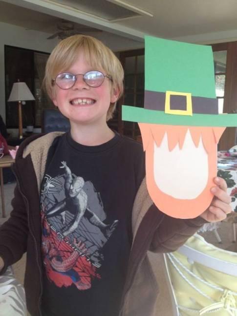 #StPatricksDay #StPaddysDay #Leprechaun #Craft #HolidayCraft