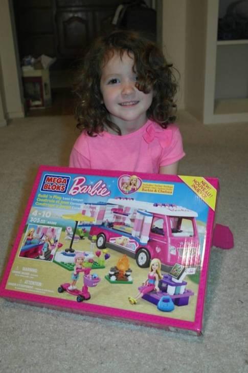 #BarbieCamper #Barbie #spon