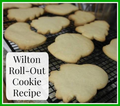 #Wilton #WiltonTreatTeam #Cookies #Holidays #ad