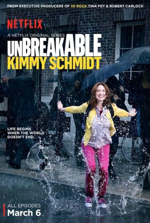 #Netflix #StreamTeam #KimmySchmidt #ad