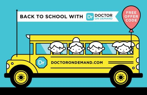#Back2Care #DoctorOnDemand #Health #Technology #ad