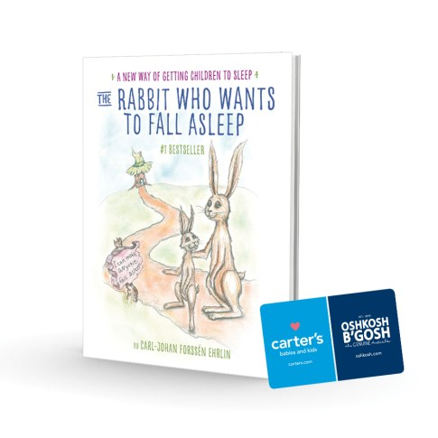 #RabbitGoToSleep #giveaway #ad