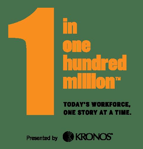 #WorkforceStories #1in100MM #ad