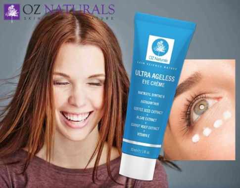#Beauty #OZNaturals #BBloggers #ad