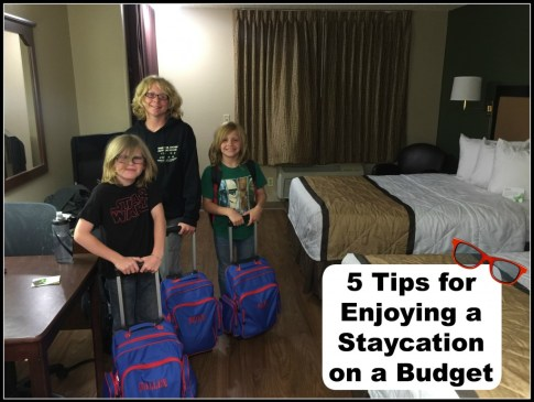 #Staycation #Travel #TravelWithKids #ESA #ad