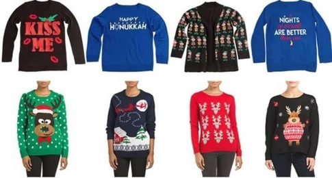 #TJMaxx #Marshalls #fashion #uglysweater #christmas #holiday #ad