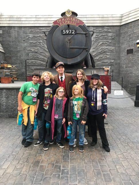 #UniversalStudios #HarryPotter #travel #familytravel #roadtrip #blog #blogger