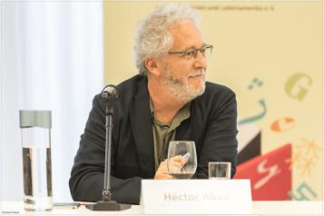 Héctor Abad | (c) Andreas Pleines, Frankfurt