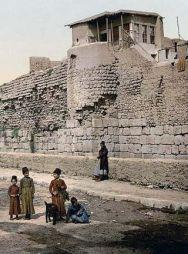 Damascus-Wall