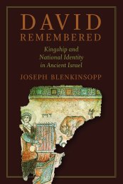 Blenkinsopp David Remembered