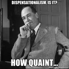 dispensationaism