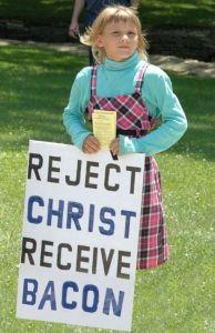 Reject Christ
