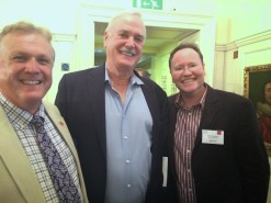 Burridge, Cleese, and Goodacre