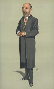 Ryle from Vainity Fair, 1912