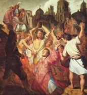 Stoning Stephen Rembrandt