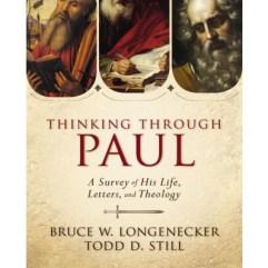 Thinking through Paul