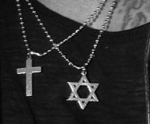 Cross and Star
