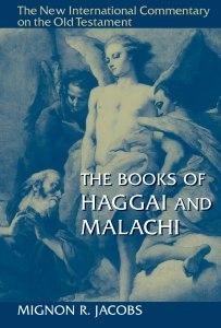 Jacobs, Haggai, Malachi