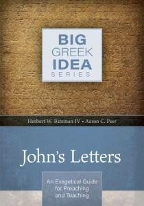 Epistles of John Exegetical Guide
