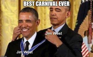 Jim West's Major Award