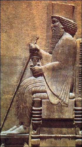 Darius the Mede