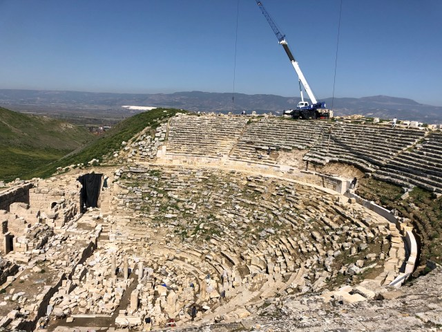 Small theater at Laodicea