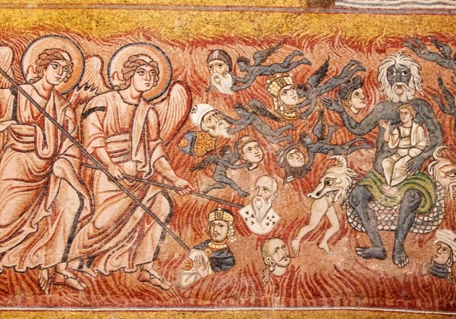Torments in hell