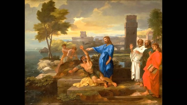 Jesus and Legion