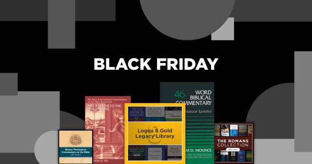 Logos Black Friday