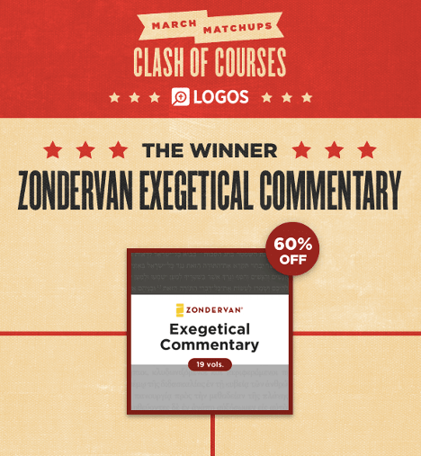 Zondervan Exegetical Commentary Sale