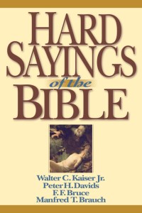 Hard Sayings of the Bible Free