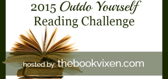 2015 Outdo Yourself Reading Challenge