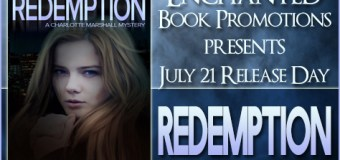 Release Party // Redemption by Becky Johnson