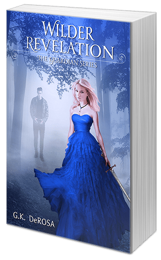 Wilder Revelation (Book #3) Book Cover
